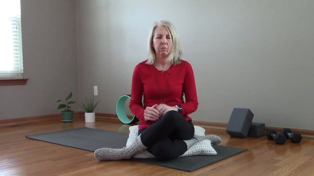 Balancing the Throat  Chakra