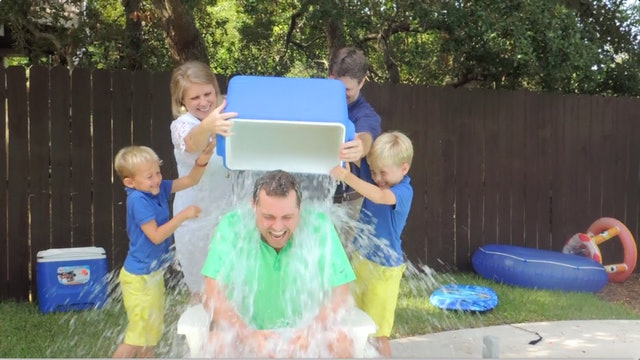 Brandon Winchester's Ice Bucket Challenge