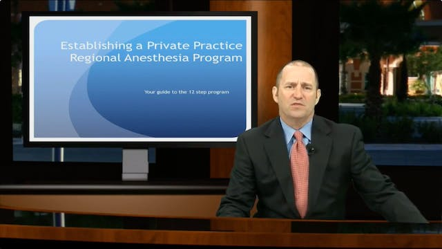 Establishing an RA Program in Private...