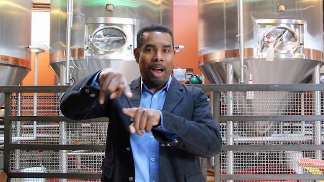 Brooklyn Brewery - Revitalization of Food & Drink