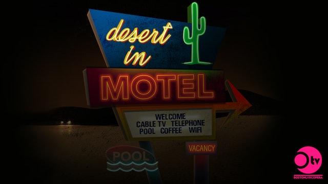 desert in