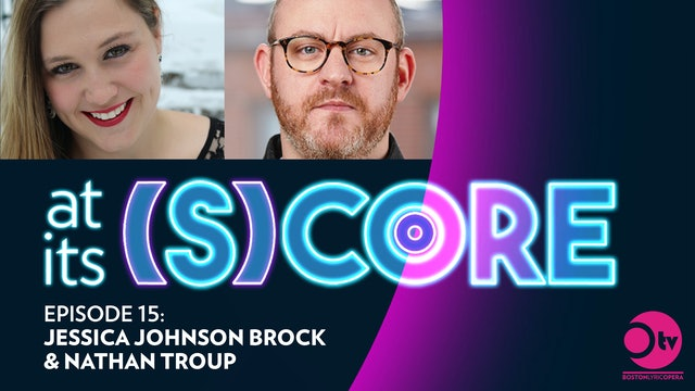 Episode 15: Jessica Johnson Brock and Nathan Troup