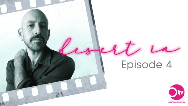 "desert in Episode 4: ""A Single Man"""