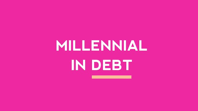 Millennial In Debt