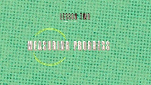 #QueenME  Measuring Progress