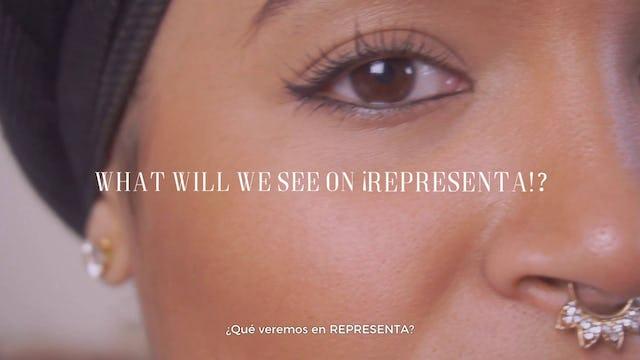 ¡REPRESENTA! | Episode 2 | What will we see on ¡Representa!