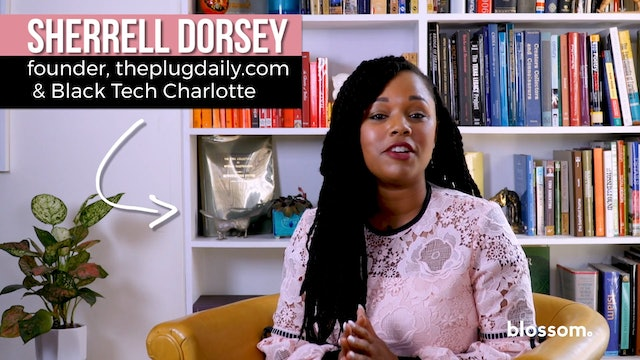 Press Pass | Episode 9 | Meet Sherrell Dorsey