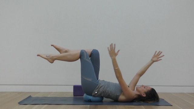 16 Mins - Core - Small Ball & Block (Postnatal)