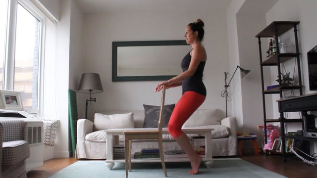 8 Mins - Week 5-6 - Lower Body (Postn...