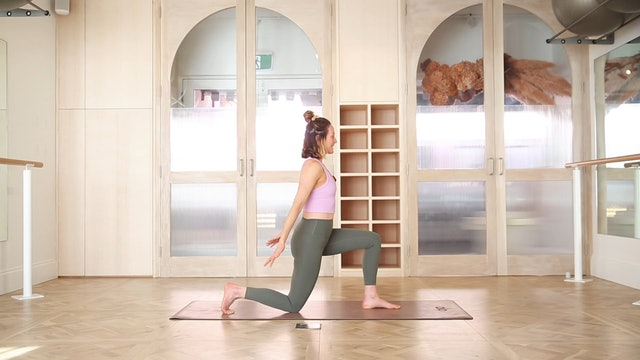 NEW! 15 mins - Standing Workout - No Props (Postnatal)