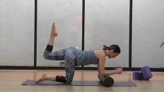 14 Mins - Full Body - Foam Roller (Postnatal)