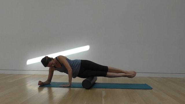 10 Mins - Full Body - Warm up / Warm Down - Foam Roller (Postnatal)