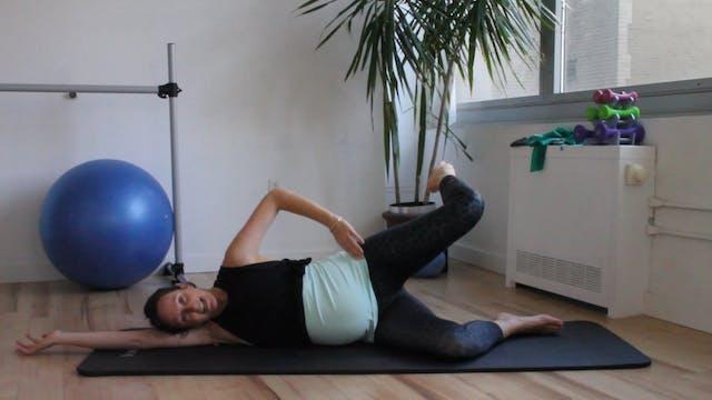 18 Mins - Butt - No Props (Prenatal)