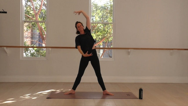 NEW! 36 Mins - Full Body - No Props (Prenatal)