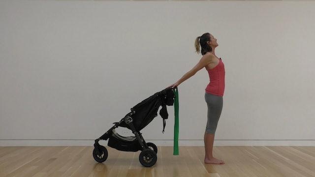 18 Mins - Arms - Stroller (Postnatal)