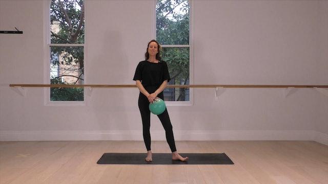NEW! 33 Mins - Full Body -Small Ball (Prenatal)