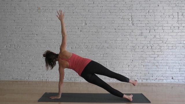 11 Mins- Full Body - Warm Up - No Props (Strong Mama)