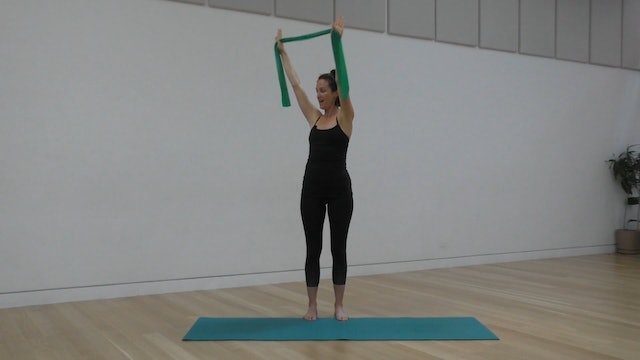 16 Mins - Full Body - Theraband (Prenatal)