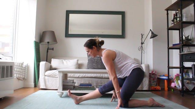 5 Mins - Week 2 - Stretch & Mobilize ...