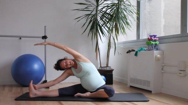 11 Mins - Stretch - No Props (Prenatal)