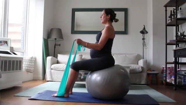 11 Mins - Full Body - Physio Ball & T...