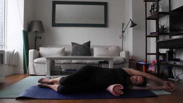 5 Mins - Week 1 - Day 7 - Diaphragm Mobilization (Postnatal)
