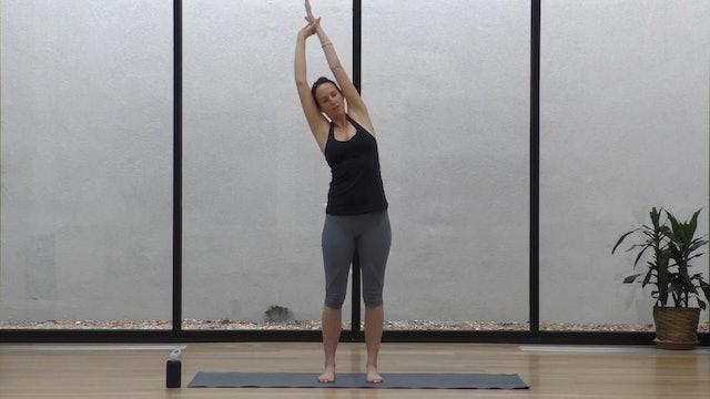 12 Mins - Full Body - Warm-Up & Stretch - No Props (Postnatal)