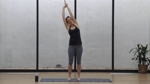 12 Mins - Full Body - Warm-Up & Stret...