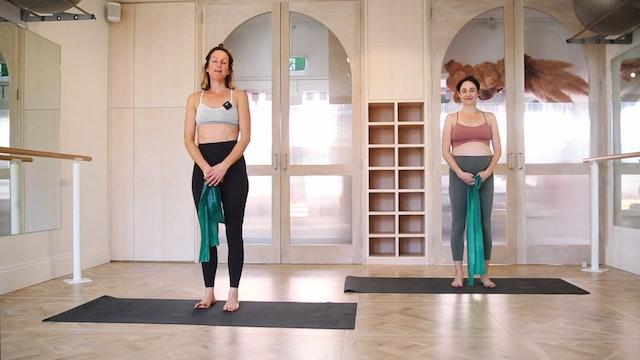 32 Mins - Full Body - Theraband (Prenatal)
