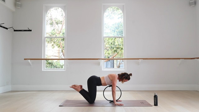 27 Mins - Full Body - Pilates Ring (Strong Mama)