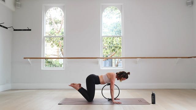 27 Mins - Full Body - Pilates Ring (S...