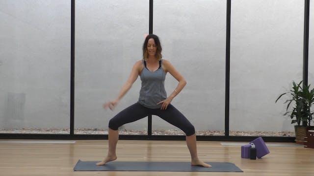 11 Mins - Legs - No Props (Postnatal)