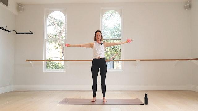 30 Mins - Full Body - Light Hand Weights (Prenatal)