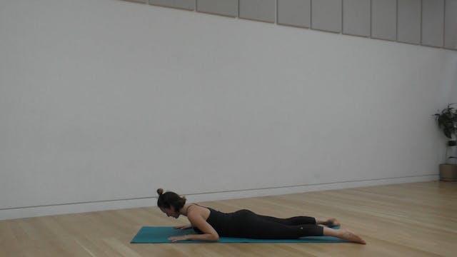 10 Mins - Back - No Props (Postnatal)