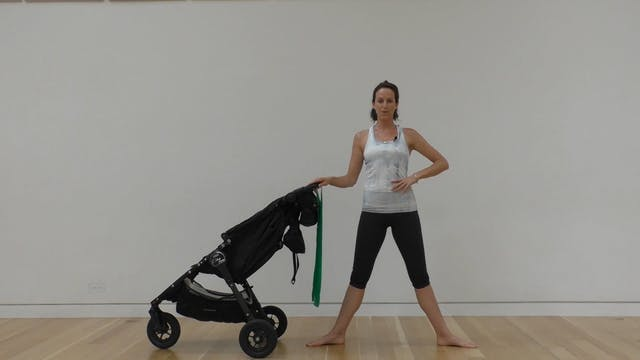 25 Mins - Full Body - Stroller & Ther...