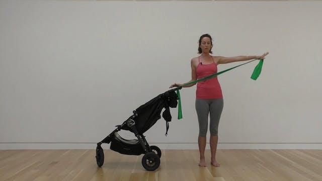 17 Mins - Arms - Stroller (Postnatal)