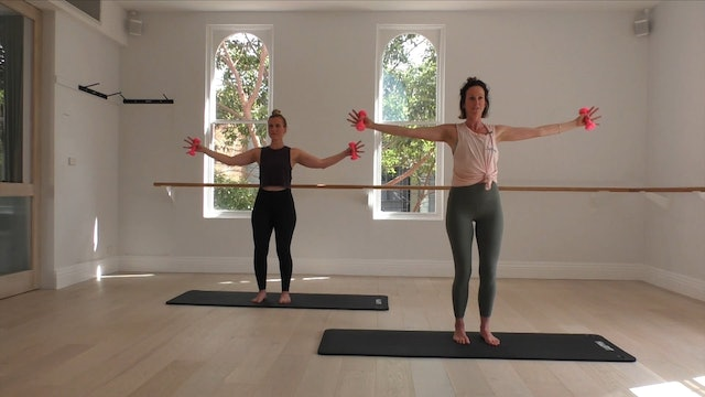 11 Mins - Arms - Light Hand Weights (Strong Mama)