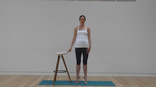 14 Mins - Legs & Butt - Chair or Stool (Postnatal)