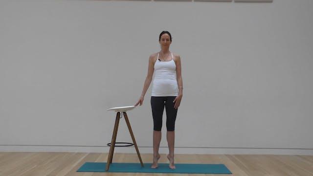 14 Mins - Legs & Butt - Chair or Stoo...