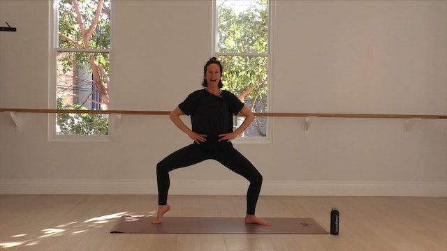 33 Mins - Full Body - No Props (Prenatal)