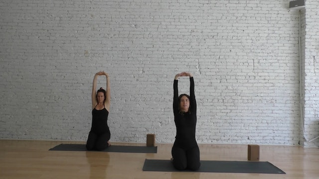 30 Mins - Yoga - Blocks (Prenatal)