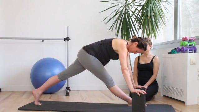 11 Mins - Yoga - Block - (Prenatal)