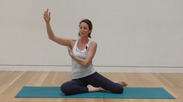 14 Mins - Arms & Back - No Props (Postnatal)