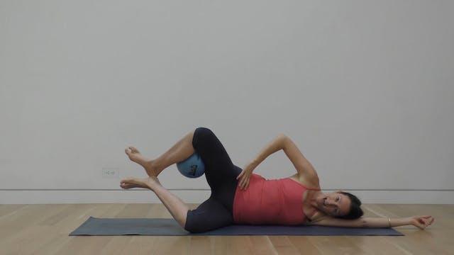 15 Mins - Butt - Small Ball (Postnatal)