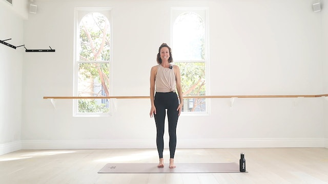 NEW! 30 Mins - Full Body - No Props (Strong Mama)