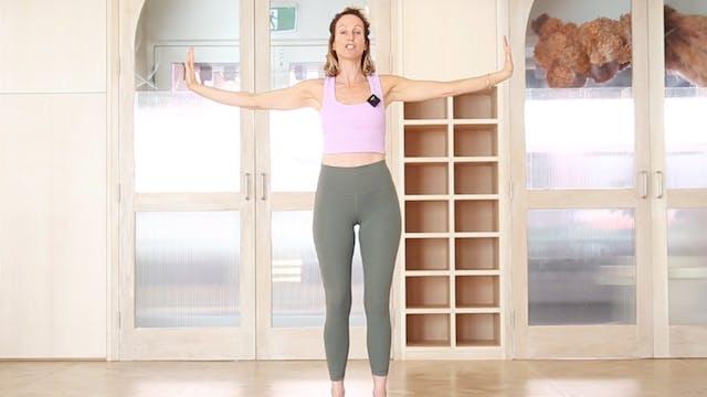 10 mins - Upper Body - No Props (Post...
