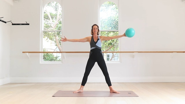 NEW! 21 Mins - Full Body - Small Ball (Prenatal)