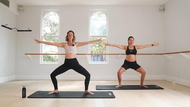 30 Mins - Full Body - No Props (Prenatal)