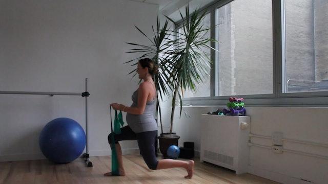 19 Mins - Full Body - Theraband (Prenatal)