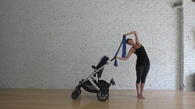 14 Mins - Arms - Stroller (Postnatal)